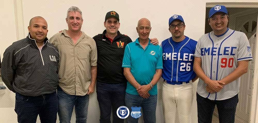 Dirigentes de Argentina, Chile y Ecuador (Emelec) acuerdan la creación de la Asociación Sudamericana de Béisbol Organizado (ASBO)